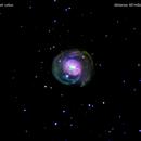 m77 galassia nel cetus                                                                           distanza 60 milioni  A.L.,                                Carlo Colombo