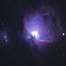 The Great Orion Nebula,                                Jirair Afarian