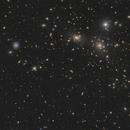 Abell 1656 Coma galaxy cluster,                                Otsooni