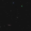 Messier 97 + Messier 108,                                Fabian Rodriguez Frustaglia