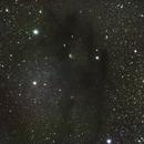 Barnard 22, Ha,P/L RGB,                                Stephen Garretson