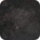 M11 Region of the Southern Milky Way,                                Jan Curtis