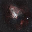 M17 -  Omega Nebula,                                Andre Moutinho