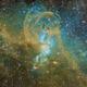 NGC 3576,                                Jonathan FERTIL