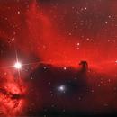 IC 434 - Barnard 34 - Horsehead Nebula,                                Steen Knarberg