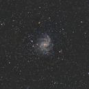 NGC 6946- Fireworks Galaxy,                                Terrance