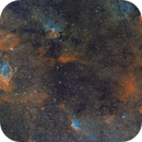 Cepheus Narrowband Wide Field,                                Toshiya Arai