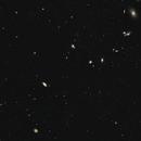 Markarian Chain Galactic Panorama (10 panel Mosaic),                                KiwiAstro