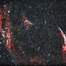 Triangle de Pickering NGC 6960,                                kiwi74