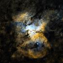 Rim Nebula (The Dragons of Ara) from Australia,                                Glenn C Newell