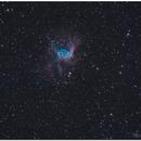 NGC-2359 Casco de Thor,                                Jesús M. Vargas