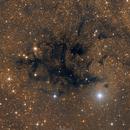 LDN 673 - A dark cloud in Aquila,                                Rafael Schmall