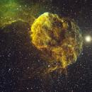 Jellyfish Nebula SHO,                                Chris Kaiser
