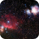 Horsehead in Orion,                                Jeff Lusher