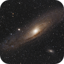 Galaxie d'Andromède,                                Valentin JUNGBLUTH