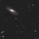 M106 - HaLRGB,                                Phil Brewer