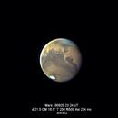 Mars du 19 septembre 2020,                                Christian Riou