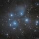 M45 - The Seven Sisters,                                Johannes Josefsen