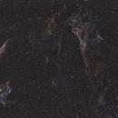 East and West Veil Nebulae,                                Charles Fichter
