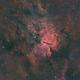 NGC 6820,                                Kathy Walker