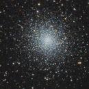 M13 - Great Hercules Globular,                                oystein