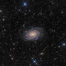 NGC6744 and NGC6744A Galaxy,                                johnnywang