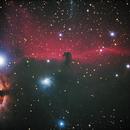 IC434 (Horsehead nebula),                                neptun