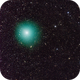 Comet Wirtanan with Pleiades,                                Mirko M