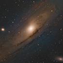 M31 Andromeda Galaxy,                                bingocrepuscule