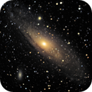 M31 - so close, yet SO far off!,                                Tom Gray