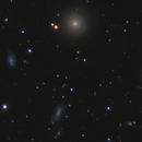 NGC 6340, IC 1521, and IC 1254,                                rhedden