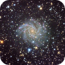Fireworks galaxy - NGC 6946,                                keving