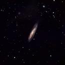 M 98 in Virgo,                                Rob Fink
