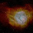 M8 Lagoon Nebula,                                GPBrown