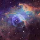 Bubble Nebula,                                chuckp