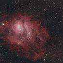 Lagoon Nebula M8,                                Sergio Alessandrelli