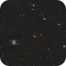Fornax Galaxy Cluster,                                ENPI
