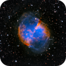 M 27 Dumbbell Nebula,                                francopanetta