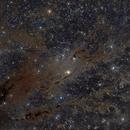 Barnard's 7 Dark Nebula in Taurus,                                Peter Shah