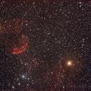 IC 443,                                Skorpion