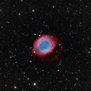Helix Nebula, NGC 7293,                                Gary Plummer