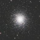 M13 RGB (OSC) - The Great Hercules Cluster,                                andrea tasselli