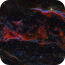 Veil Nebula NGC6960,                                Kongyangshik