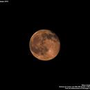 Luna al sorgere - 3 giugno 2015,                                Giuseppe Conzo