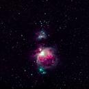 Orion Nebula_ M 42,                                C.A.L. - Astroburgos