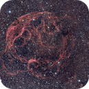 SH2-240 Spaghetti Nebula,                                Robert Q. Kimball