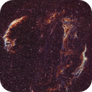 Veil nebula: First light with TS61EDPH II,                                Doc_HighCo