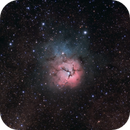M20, The Trifid Nebula,                                Steven Bellavia