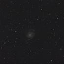 NGC 5457 Galaxie du Moulinet,                                freddom38