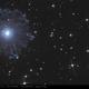 NGC 6543 - Cat's Eye Nebula : core and extensions,                                Jeffbax Velocicaptor